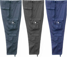 Mens-EMT-EMS-9-Pocket-XS--5XL-Regular & Long -Polycotton-Pants-Cargo-BDU-Medic
