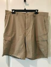 The North Face Mens Horizon II Cargo Shorts Dune Beige NWT Size 32-40