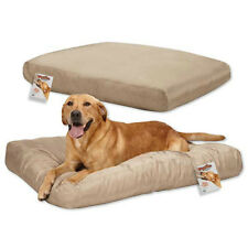 MEGARUFFS TOUGH DOG BEDS - Durable Strong Polyester Ripstop for Dogs That Chew