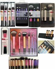 New Real Techniques Makeup Core Collection/Starter Kit Professional Brushes Set