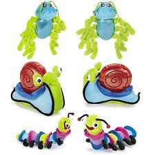 CHATTY BUGS TOYS for DOGS  - Soft Plush & Fun Sound Chip Toy for Puppy or Dog !