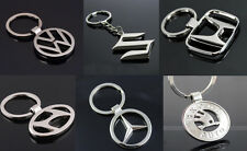 Car Logos Fashion Key Chain Car Keychain Ring Keyfob Metal Keyrings