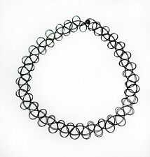 RetroTattoo Stretch Choker Necklace  by Royal Rebel