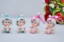 (1) Baby Shower Party Decoration Party Favor Pink Blue Boy Girl 2""