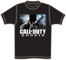 GAME ICONZ CALL OF DUTY BLACK OPS GHOSTS TEE SHIRT COD PS3 GAMER XBOX FEDERATION