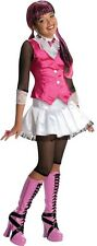 Monster High Deluxe Draculaura Child Costume Girls Outfit