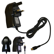 USB MAINS+CAR CHARGER+MICRO USB CABLE FOR SONY Tablet P, Tablet s FROM UK