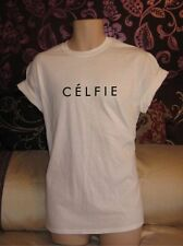 CELFIE - SELFIE FUNNY T-SHIRT INSPIRED BY ASHLEY TISDALE TUMBLR MENS / WOMENS