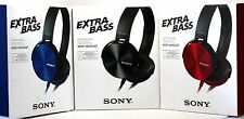 Sony MDRXB450AP Extra Bass Smartphone Headset  MDR-XB450AP Headphones Open Box