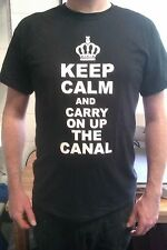 KEEP CALM carryon TSHIRT, ALL SIZES, , canal boats for sale, narrow boats, boats