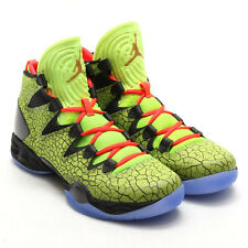 Nike Air Jordan 28 XX8 SE All Star ASG Volt NOLA GUMBO League 656249-723