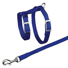 Pet Cat Soft Harness with Leash / Lead by Trixie - Good Quality