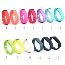 For Fitbit Flex With Clasp /No Tracker Assorted Colours Replacement Band