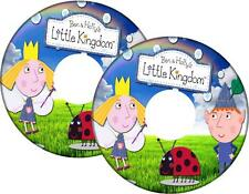 Wheelchair Spoke Guard skins Ben & Holly Little Custom Designs Personalised Kids