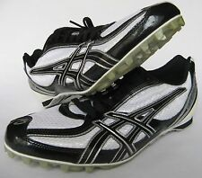 ASICS Hyper MD Mens Womens Track And Field Shoes Spikes Mens 9 Womens 10.5