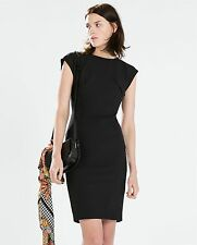 BNWT $79.9 Zara Women Fashion Bodycon Dress Blogger Favorite Sold Out Rare M/L