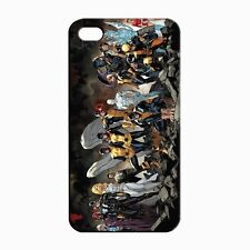 X-Men iPhone 4 4S 5 5S Case Marvel Universe  Wolverine Beast Storm Cyclops
