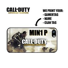 CALL OF DUTY Advanced Warfare Xbox game clan Case for iPhone 5C 5 4 SE 6 COVER