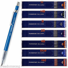 Staedtler Mars Technico / Mars Carbon 2 mm Holder Mechanical Pencil draft draw