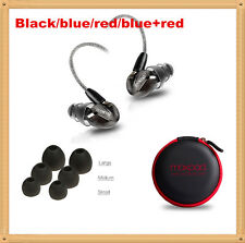 Moxpad X6 Sport Style Stereo In-Ear Sound Isolating Earphone Headphone W/MicGift