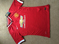 Manchester United Adult Shirt Season 2014-2015