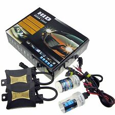 Xenon HID Conversion Headlight KIT 55W Bulb H1 H3 H4 H7 H9 H13 9005 9006 9004/7