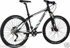 BICI BICICLETTA BIKE MTB GIANT TALON 27,5 RC LTD  MODEL MY 2015 SHIMANO XT