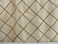 """3""""x6"""" Samples - Embroidered Faux Silk Solids -"""