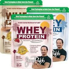 Jay Robb Whey Protein Isolate 24 OZ (5 Flavors) NEW