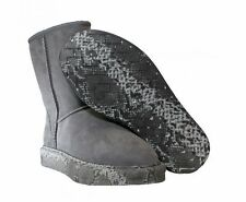 NEW IN BOX HOMAGE BOOT WRAPS UGGS BOOTS WATERPROOF SOLE COVERS-SNAKESKIN- 6/7/8