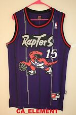 Nike NBA Toronto Raptors Vince Carter Hardwood Classic Throwback Swingman Jersey