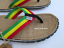 Bob Marley Fresco Sand Men Flip Flop Sandals Sizes 7- 12  81001-25B