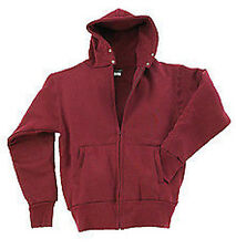 Mens Thermal Double Thick Jacket Sweatshirt  S-3XL