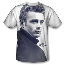 James Dean That Look Adult All Over Print T-Shirt