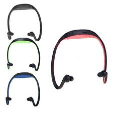 Stereo Sports MP3/WMA Music Player Wireless Stereo Headset Headphone Earphone US