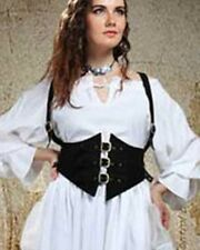 Steampunk Dress ::  Faux Leather Steampunk Harness