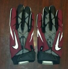 NIKE VAPOR JET 2.0-NCAA FOOTBALL GLOVES - BRAND NEW - FREE SHIPPING!