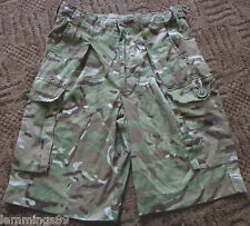 British Army Multi Terrain Pattern MTP Combat Shorts 27/80/96