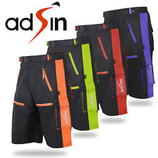 MTB Cycling Short Off Road Cycle Clickfast inner Liner CoolMax Padded Summer