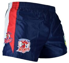 Sydney Roosters NRL Away Footy Shorts 'Select Size' S-4XL BNWT