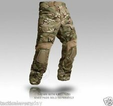 CRYE PRECISION COMBAT GEN II G2 AC ARMY CUSTOM MULTICAM PANTS SF DIFFERENT SIZES