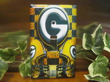 Green Bay Packers Light Switch Wall Plate Cover #2 - Variations Available