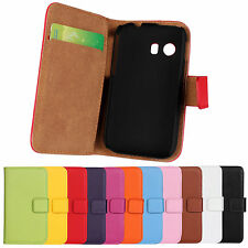 Leather Wallet Phone Case Cover Protector Skin For Samsung Galaxy Y S5360