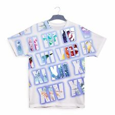 Final Numbers Fantasy 3D ps4 ps3 xbox XV T-shirt S96