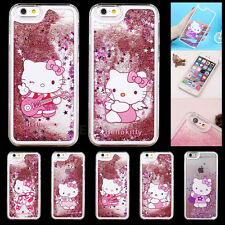 New 3D Glasses Hello kitty Soft Silicone Case Cover For Apple iPhone 4 4s 5 5s