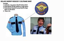 Sheriff Rosco P. Coltrane Quality Uniform SHIRT Dukes Hazzard James Best Costume