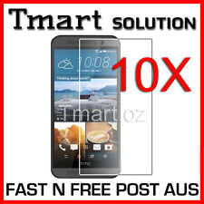 Tempered Glass & Clear & Matte Anti Glare LCD Screen Protector Guard HTC One M9