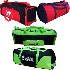 Cricket Kit Holdall Bag Sports Kit Holdall Bag With Shoulder Straps Multi Design