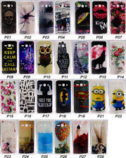 for Huawei Ascend Y530 C8813 Supper Rose Man Bat Zebra Tower New Hard Case Cover