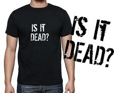 IS IT DEAD - You Tube Pigeon Mens Womens Kids Funny T-Shirt Dead Parrot